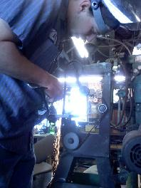 loveless sharpening grinding service home